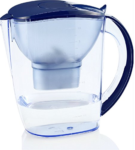Ehm Ultra Premium Alkaline Water Pitcher 3.5l Pure Healthy Water Ionizer, Activated Carbon Filter Healthy, Clean & Toxin Free Mineralized Alkaline Water In Minutes Up To Ph 9.5 2019