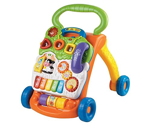 Vtech Sit To Stand Learning Walker (frustration Free Packaging)