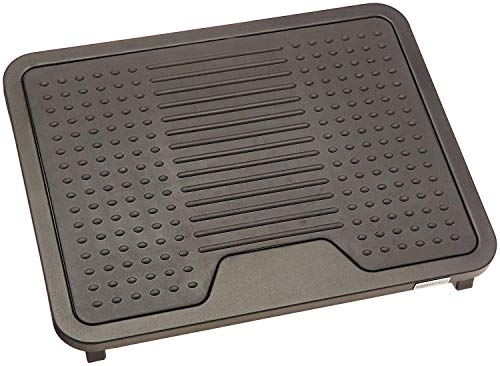 Amazonbasics Under Desk Foot Rest Black