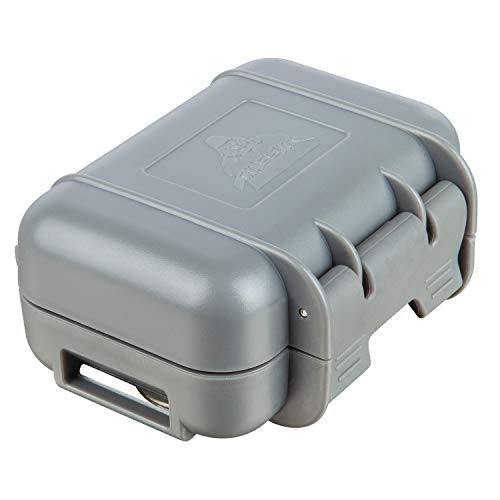 Gorilla Box Heavy Duty Waterproof Magnetic Stash Case For Gps Trackers & Spare Keys Rust Proof Magnet Color Matched To Car Chassis