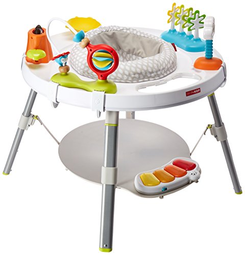 Skip Hop Explore And More Baby's View 3 Stage Interactive Activity Center, Multi Color, 4 Months