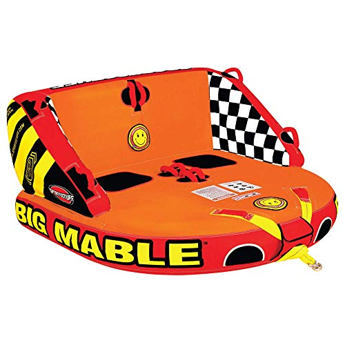 Sportsstuff Big Mable   1 2 Rider Towable Tube For Boating
