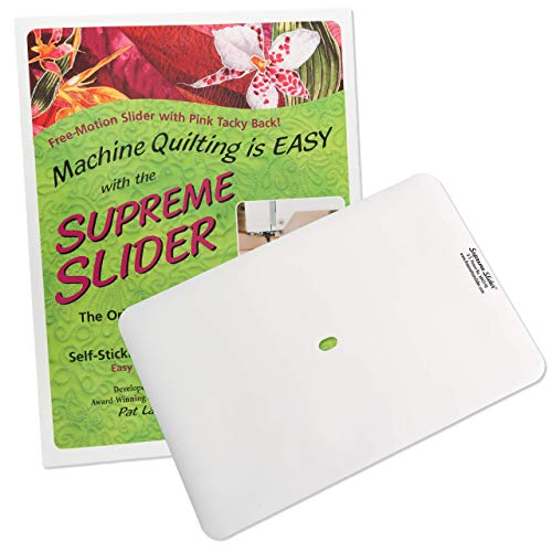 Supreme Slider Free Motion Quilting Supplies Quilting Accessories | Quilting Notions | Quilting Slider Mat