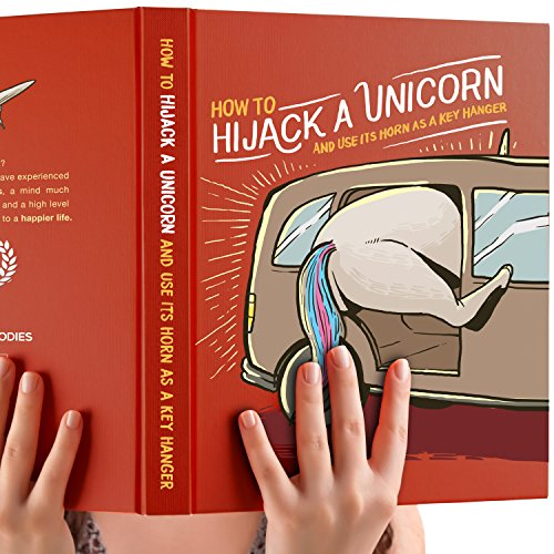 Absurd Unicorn Gag Gift A Prank Book With Funny Title. Christmas Joke Gift For Friends, Kids, Adults, Moms, Dads, Teens. Birthday Gift For Boys And Girls. Sketchbook Or Journal Best Lol Gift.