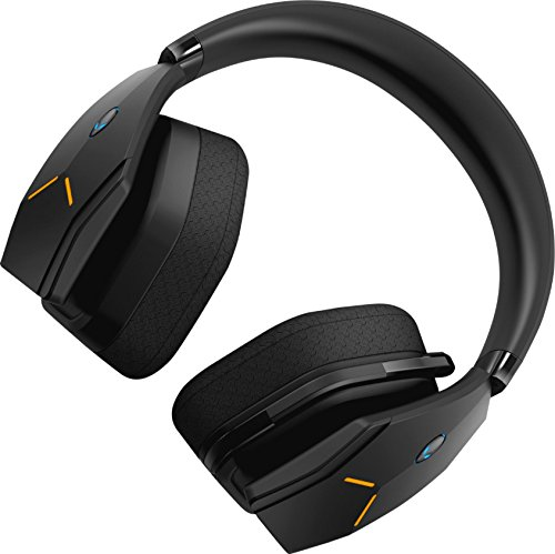 Aw988 Alienware Wireless Gaming Headset Compatible With Area 51m Alienware M15 Alienware M15 Works W/ Ps4, Xbox One, Nintendo Switch & Mobile Devices Via 3.5mm Connector Pluse Best Notebook Pen Light