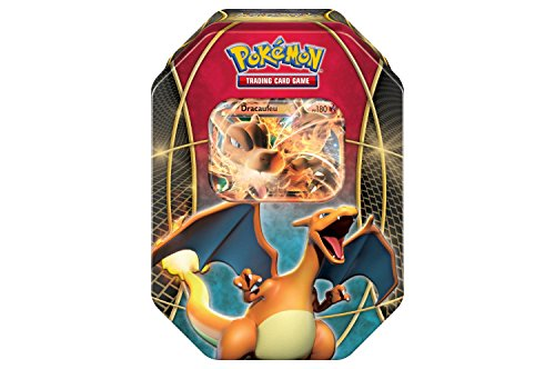 Pokemon Tcg: Best Of Ex Containing 4 Booster Packs And Featuring A Foil Charizard Ex Collector Tin