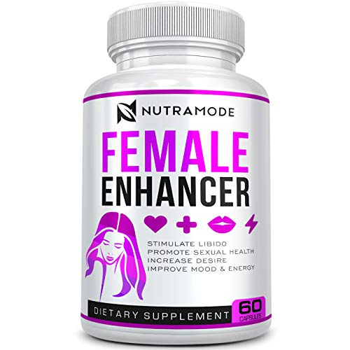 Best Herbal Intimacy Formula For Women Natural Female Libido Enhancement Pills Hormone Balance Complex For Women Prevent Vaginal Dryness Fertility Supplements For Womens Vaginal Health 60 Capsules