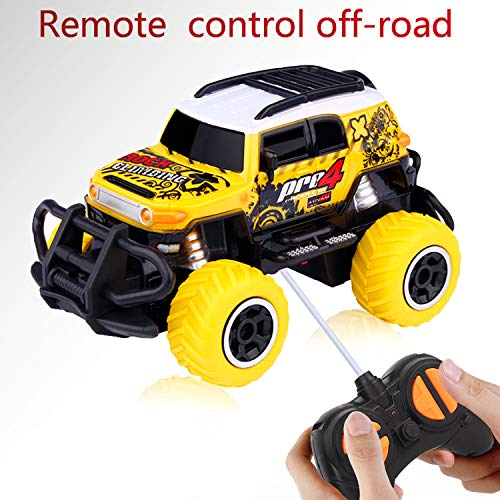 Hot Gifts For 3 9 Years Old Boy, Remote Control Car Fj Cruiser Car Toy For 3 10 Years Old Boys Girls Best Birthday Xmas Gift For Boys Toys Age 3 8 Years Old Indoor Games For Kids