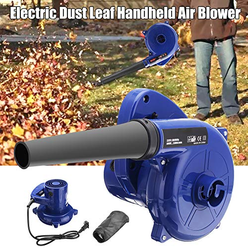 Kukakoo 2019 Automatic Vacuum Cleaner, Multiple Cleaning Modes Best For Pet Hairs, Hard Floor2 In 1 600w Ac 220v Electric Handheld Car Garden Dust Leaf Air Blower Cleanereu Plug