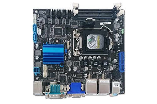 The Best Aaeon Emb H61a Mini Itx Embedded Motherboard,intel Socket 1155, Sodimm,fan,vga/d