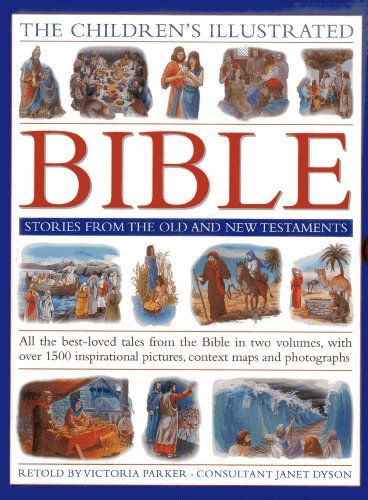 Best Illustrated Bibles