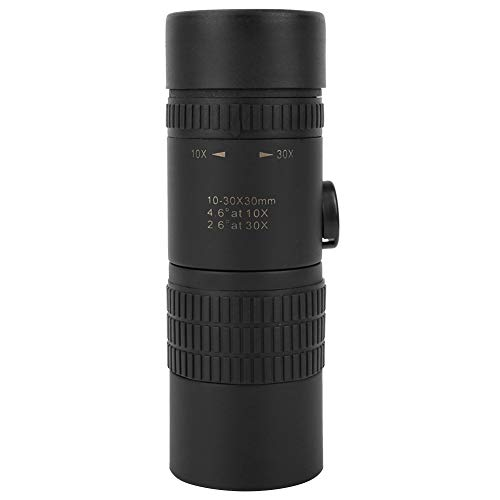 10 30 X 30 Monocular Prism Dual Focus High Power Compact Waterproof Telescope Fit Adults For Hiking Hunting Camping Bird Watching Best Gifts For Men Monoculars Spotting Scopes Toy For Kids