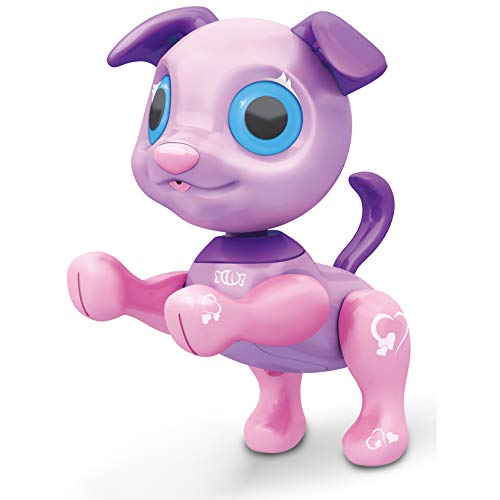 Liberty Imports My Best Friend Interactive Smart Puppy Kids Electronic Pet Toy Robot Dog Ideal Gift Idea For Girls (purple)