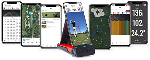 "Rapsodo Mobile Launch Monitor | Mlm | Pro Level Accuracy | Video Replay | Shot Trace | ""best Outdoor Golf Launch Monitor Under $500"" 