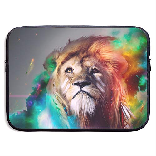 Vegas Best Cool Lion Laptop Sleeve Case Bag Handbag For Macbook/notebook/ultrabook Lightweight Carring Protector For 13 Inch Samsung Sony Asus Acer Lenovo Dell Hp Toshiba Chromebook Computers