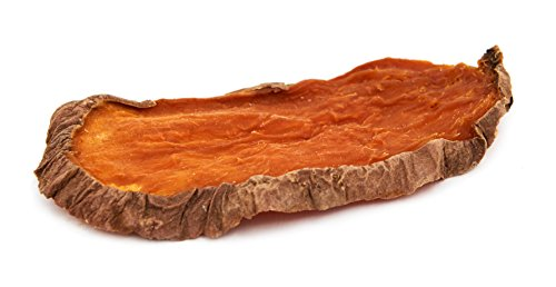 Brutus & Barnaby Single Ingredient Dog Treats 2 Lb Dehydrated Sweet Potato Slices, All Natural & Thick Cut, Grain Free, No Preservatives Added, Best High Anti Oxidant Healthy Dog Chew