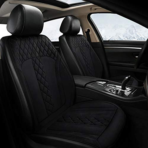 Heated Car Seat Cover, 24v/12v Heated Seat Cushion, Soft Comfortable Car Seat Warmer Pad, Best Birthday Gifts For Him,24v