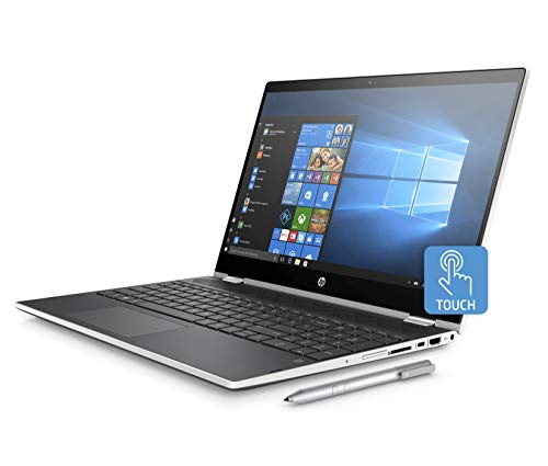 "Hp Best Performance 15.6"" Fhd Convertible Touschscreen 2 In 1 Laptop Core I3 8130u Up To 3.4ghz 20gb (4gb Ddr4+16gb Optane) Memory 1tb Hdd Hp Digital Pen, Backlit Keyboard Windows 10"