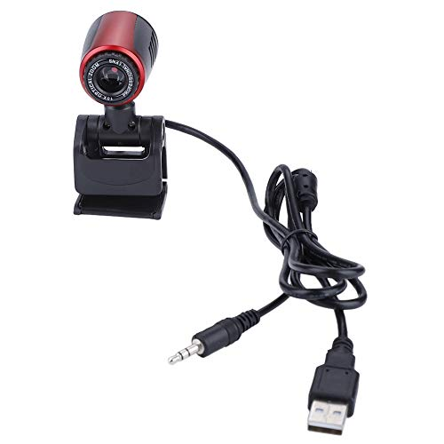 T Best Hd Webcam Camera, Usb2.0 With Mic 16mp Hd Webcam Web Camera Cam 360° For Computer Pc Laptop For Skype/msn