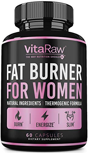 Weight Loss Pills For Women [diet Pills For Women ] The Best Fat Burners For Women This Thermogenic Fat Burner Is A Natural Appetite Suppressant & Metabolism Booster Supplement