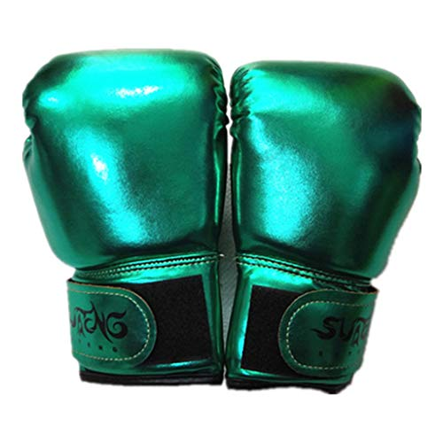 Aimik Kids Boxing Gloves, Boxing Gloves For Kids 3 10, Youth Boxing Gloves, Children Sparring Boxing Gloves For Punching Bag Training Fight, Kickboxing, Muay Thai, Mma, Best Birthday Gift (green)