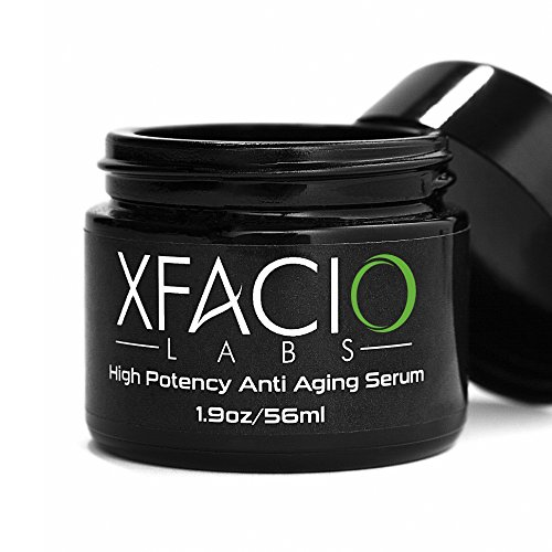 Best Anti Aging Serum. Organic Natural Wrinkle Cream Moisturizer With Retinol Day/night Face Neck & Eye Lotion That Really Works. Rapid Repair Deep Firming Facial Care, With Collagen Building Matrixyl