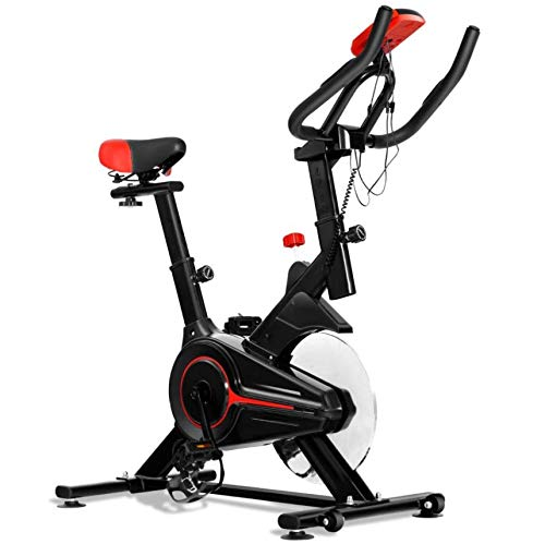 Best Exercise Bike Upright Women Stationary Fitness Home Gym Indoor Cardio Equipment Cycling Trainer