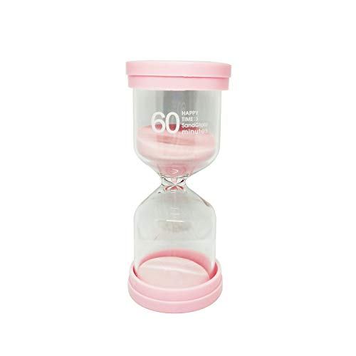 Best Of Times, Llc 60 Mins Safety Sand Timers For Kids Colorful Plastic 1 Hour Hourglass Sand Timers For Classroom Teaching Timer