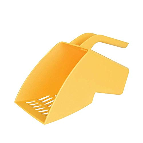 Smlzv Best Litter Cleaning Tool Cat Litter Scoop For Easy Clean Litter Pan Convenient Scoop For All The Litter Box Helps Reduce The Waste Of Litter