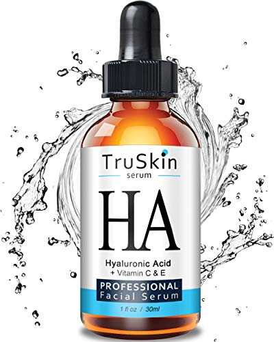 The Best Hyaluronic Acid Serum For Skin & Face With Vitamin C, E, Organic Jojoba Oil, Natural Aloe And Msm Deeply Hydrates & Plumps Skin To Fill In Fine Lines & Wrinkles (1oz)
