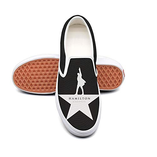 Walking Shoes For Men Hamilton Jazz Theatre Punk Logo Broadway Musical White Best Running Shoesn