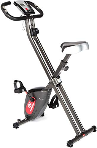 Best Shop Exercise Magnetic Folding Fitness Bike