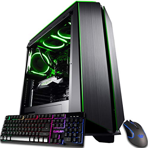 Cuk Mantis Gaming Pc (liquid Cooled Amd Ryzen 9 3950x, Nvidia Geforce Rtx 2080 Ti 11gb, 128gb Ram, 1tb Nvme Ssd + 2tb, 750w Gold Psu, Windows 10 Home) Best Tower Desktop Computer For Gamers