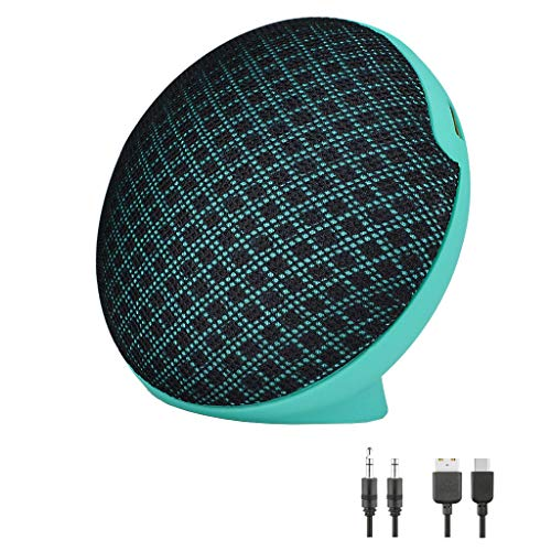 Kariwell New Mini Desktop Bluetooth Speaker Fm Fuctio Tf Card & U Disk Compatible With Smart Phones Tablet Pcs Ipods Best Gift For Friend Kari 73 (mint Green)