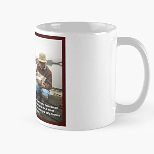 Travel Anthony Bourdain Quote Best 11 Ounce Ceramic Coffee Mug