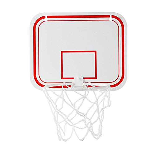 Zyxun Portable Funny Mini Basketball Hoop Toys Kit Indoor Home Basketball Fans Sports Game Toy Set For Kids Children Adults Best Gifts