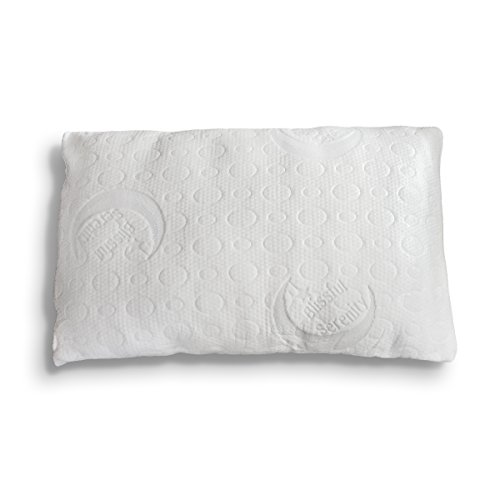 Best Bamboo Alternative Down Pillow Adjustable Custom Fit To You Soft Hypoallergenic Polyester Memory Foam Liner Machine Washable Removable Cooling Cover