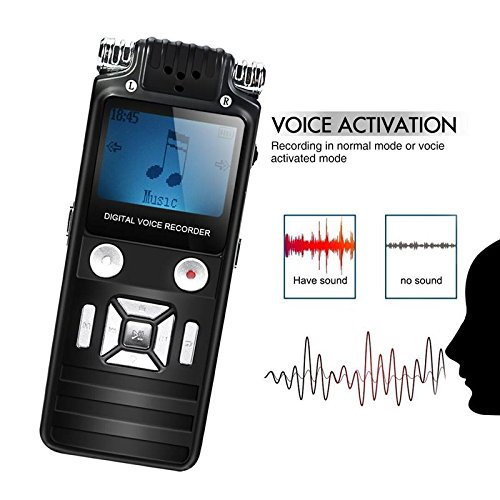 Best Professional 8gb Digital Voice Recorder Pen Usb 2.0 Hd Voice Recorder Remote Noise Reduction U Disk Mp3 Player