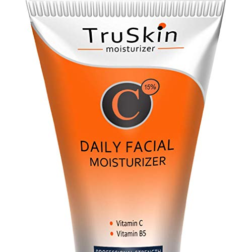 Best Vitamin C Moisturizer Cream For Face For Wrinkles, Age Spots, Skin Tone, Firming, And Dark Circles. 4 Fl. Oz