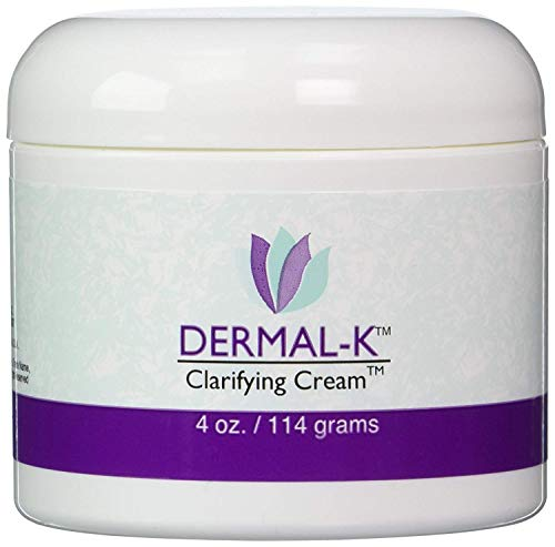 Dermal K Vitamin K Cream 4 Ounces | Best Formula For Skin Eye Cream Treatment | Prevent Scars Facial Dark Spots Bruises And Veins