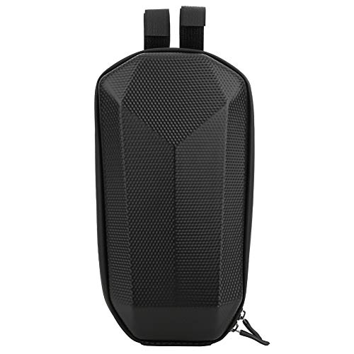T Best Bike Front Bag, Durable Hard Shell Eva Bicycle Front Head Bag Waterproof Electric Scooter Storage Front Hanging Handlebar Bag For Electric Balancing Scooter Folding Bike