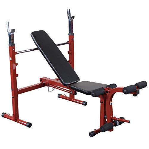 Best Fitness Olympic Folding Benches