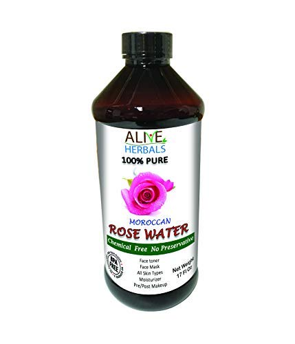 Best Rosewater Toner For Faces