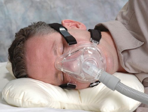 Save My Face Cpap Pillow Is The Best With Moisture Guard Inner Liner And Custom 100% Cotton Cover With Ykk Invisible Zipper. Large