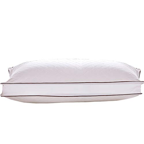 Weie Bed Pillows Bed Pillow,cervical Pillow For Neck Support And Pain Relief,polyester Fiber Bamboo Pillow Adjustable For Stomach Back And Side Sleepers,best Orthopedic Sleeping Pillow