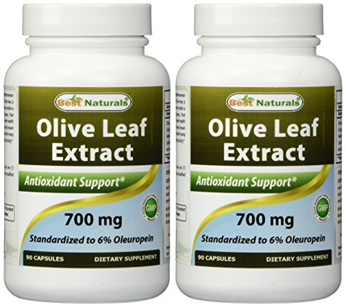 Best Naturals Olive Leaf Extracts