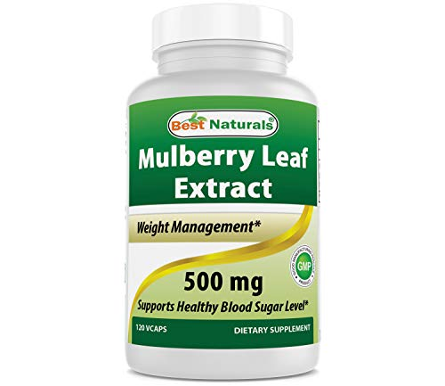 Best Naturals Mulberry Leaf Extracts