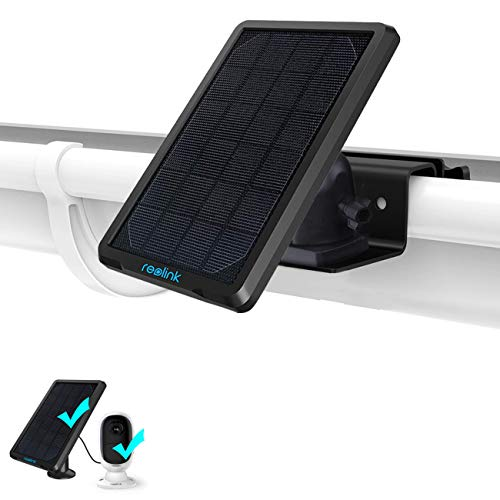 Best Camera With Solar Panels
