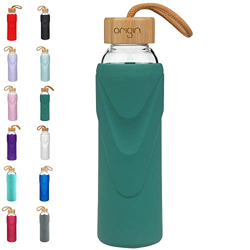 Best Water Bottle With Bamboo Lids